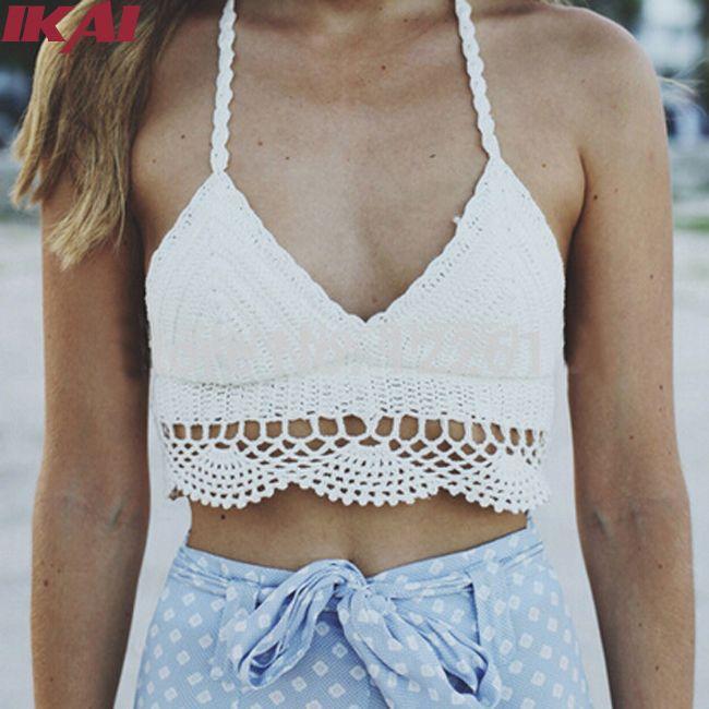 crochet cami top free pattern - Google Search