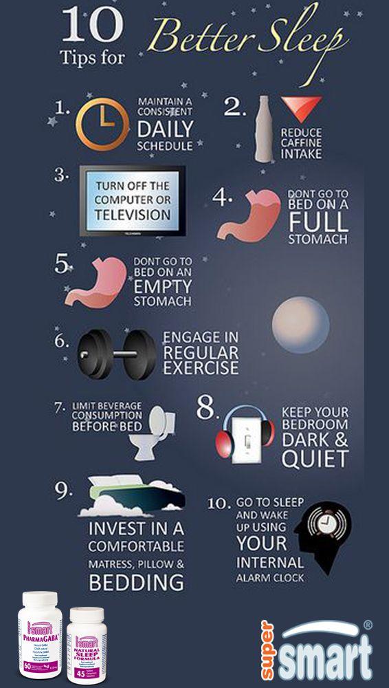 10 conseils simples pour mieux dormir la nuit avec supersmart16 retrouver les sommeils. Black Bedroom Furniture Sets. Home Design Ideas