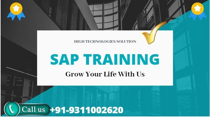 Let 'Talk about Sap Training Course, Institute in Gurgaon