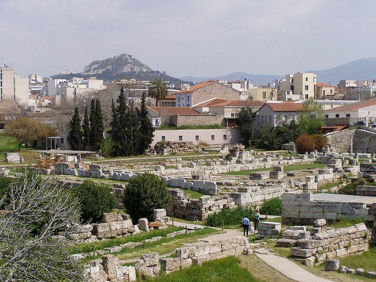 Kerameikos CEMETARY Athens