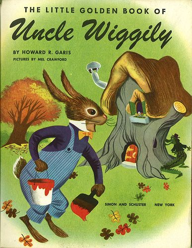 Poor Uncle Wiggly!