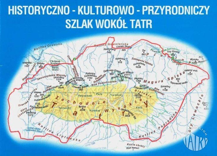 Rowerem: Szlak wokół Tatr – Strefa Przygód