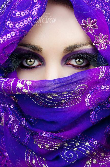purple shayla