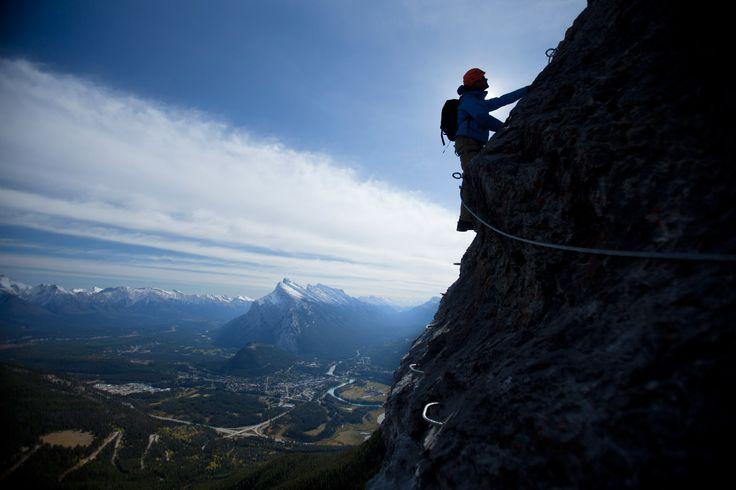 Mt. Norquay in Banff National Park