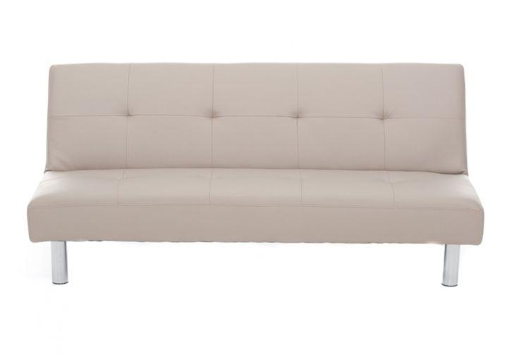 Lily click clack sofa bed super a mart coast furniture for Sofa bed amart