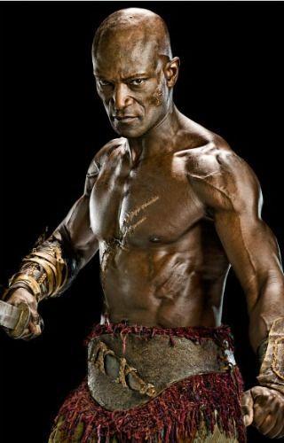 Peter Mensah • Spartacus