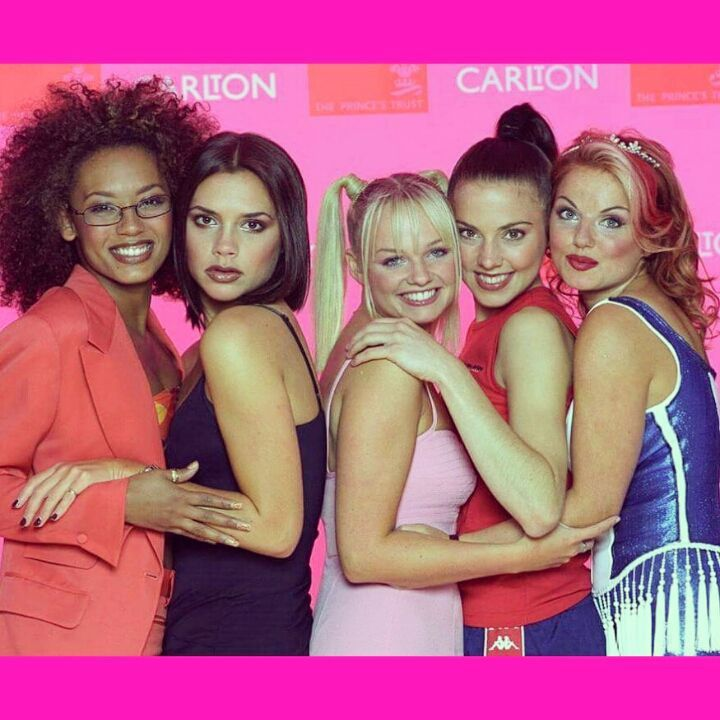 The Spice Girls <3