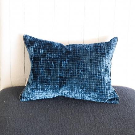 Designers Guild Indigo Pillow
