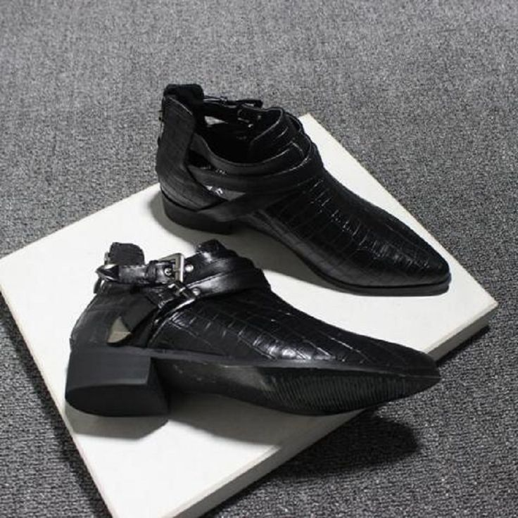 High Quality Women Boot 2015 Autumn and Winter Boots Soft Leather Martin Boots black Ankle Brand Fashion Shoes