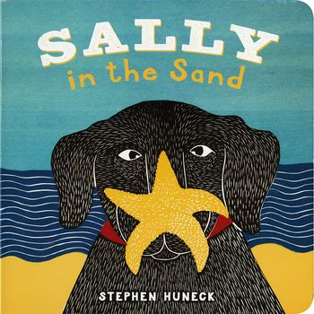 Abrams Books-Sally In The Sand