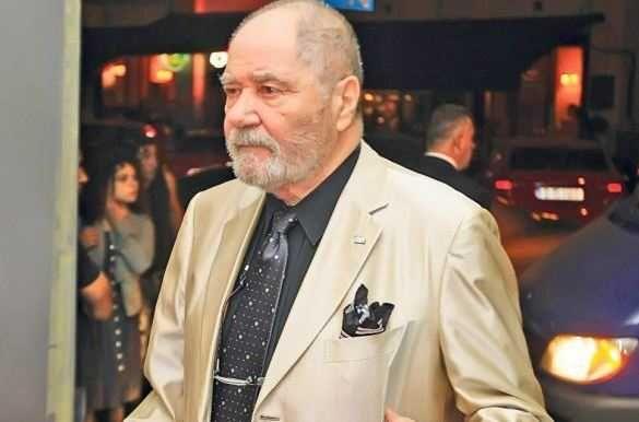Actorul Ion Besoiu a murit astăzi la Spitalul Fundeni din Capitală suferind de grave probleme cardiace