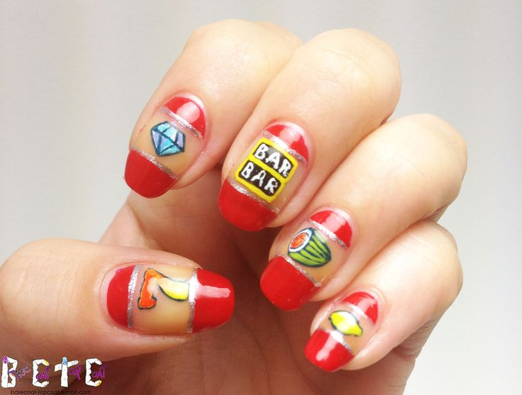 The 225 best Nails: Games images on Pinterest | Nails games, Nail ...