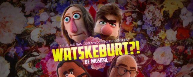 De officiële trailer voor Watskeburt?!