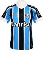 Camisa de Jogo Grêmio 2015 Umbro Listrada (Game)
