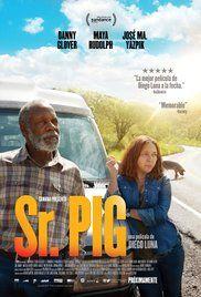 Mr. Pig Poster