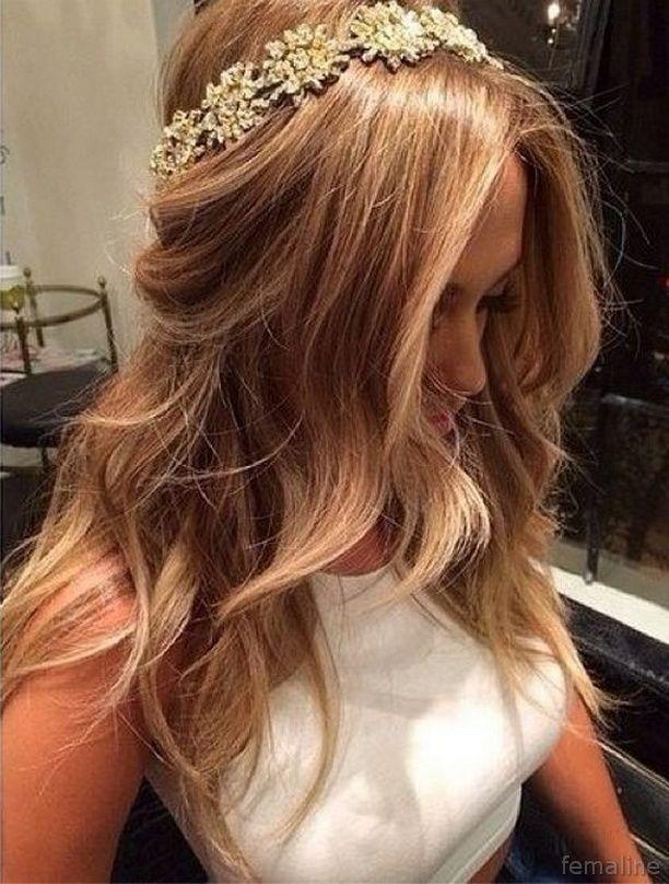 Elegant bridal hairstyles for long hair (12)