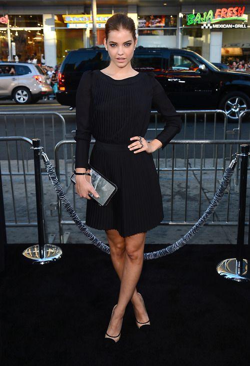 Barbara Palvin at the Hercules premiere in Los Angeles | 23 July 2014