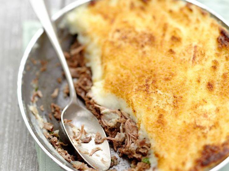 Découvrez la recette Hachis parmentier au canard sur cuisineactuelle.fr.