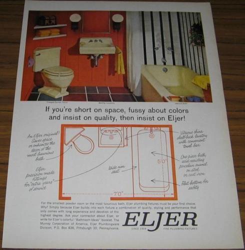 Bathroom Fixtures Pittsburgh 92 best curiosity | bathroom vintage ads images on pinterest