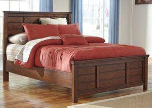 Ladiville Full Panel Bed