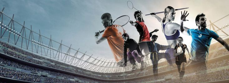 Choose your sport and pay for the equipment with UPayCard.