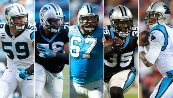 Five Carolina Panthers Players Will Feature In NFL Pro Bowl ...