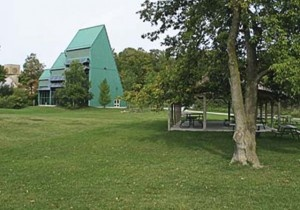 The Kortright Centre for Conservation is Ontario's premier environmental and renewable energy education and demonstration centre. Situated 10 minutes north of Toronto, in Woodbridge, Vaughan