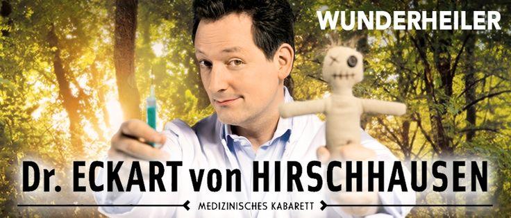 Dr. Eckart von Hirschhausen Tickets
