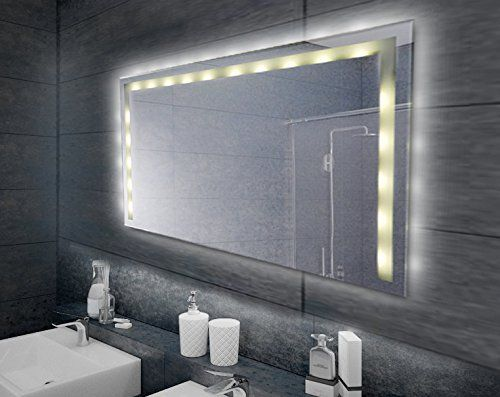 31 best Baden images on Pinterest Bathroom, Home ideas and - spiegel badezimmer beleuchtet