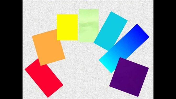 Τα χρώματα του ουράνιου τόξου