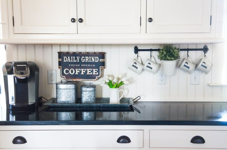 FABULOUS AND FUNCTIONAL KITCHENS... COUNTER TOP CLUTTER BUSTERS - StoneGable                                                                                                                                                                                 More