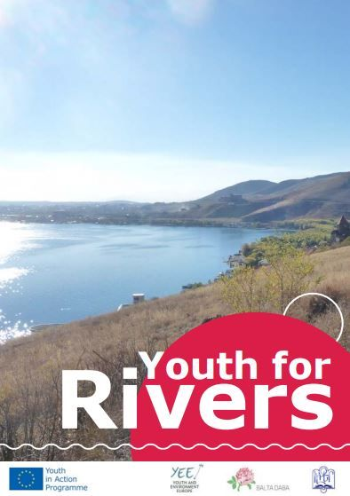 Free booklet - Youth for Rivers by Youth and Environment Europe