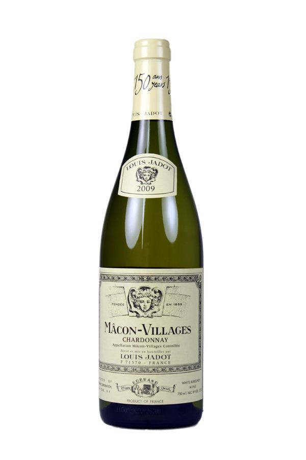 Louis Jadot Macon-Villages Chardonnay 2012 - recommended for Thanksgiving.