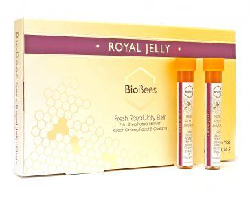 BioBee's® Fresh Royal Jelly Elixir