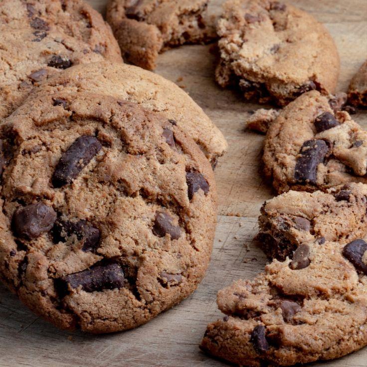 Multigrain chocolate chip cookies chocolate chip