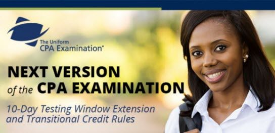 10-Day Testing Window Extension! #CPAexam