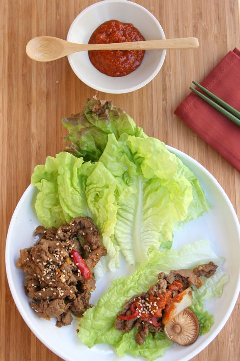 Check out quick and easy paleo bulgogi korean marinated for Atkins quick cuisine