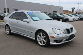 Used 2007 Mercedes-Benz C-Class 4dr Sedan 2.5L Sport RWD for Sale in Janesville, WI