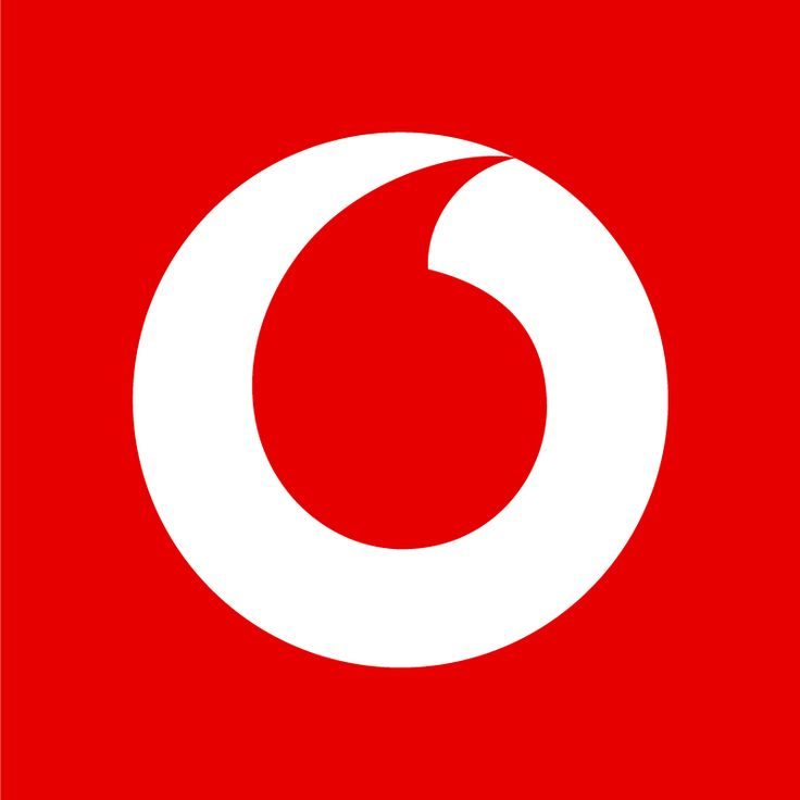 Nuevo logotipo Vodafone