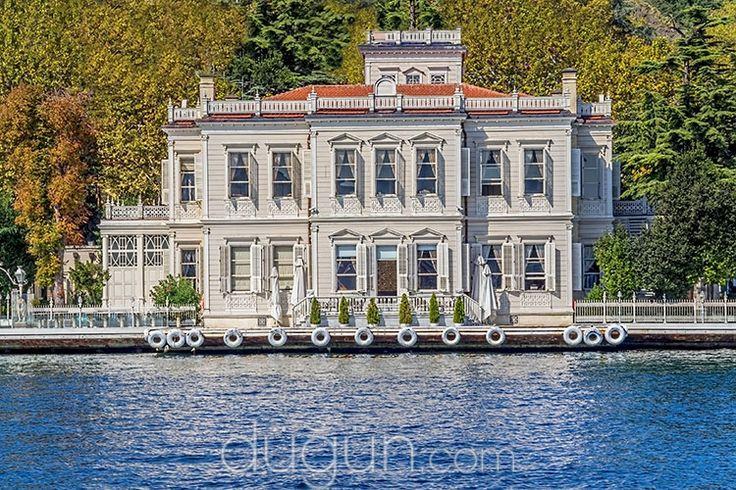 Sait Halim Paşa Yalısı - İstanbul Tarihi Mekanlar