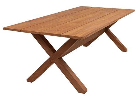 Bardot Table 2.1 x 1.0m Teak