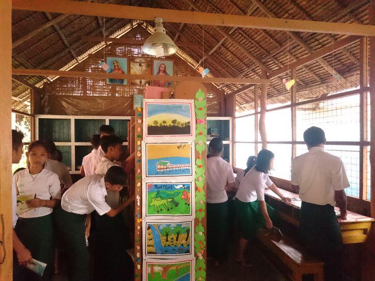 School in Myeik, Myanmar