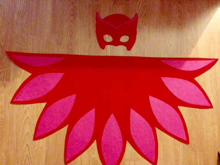 Owlette costume for pjmasks birthday party