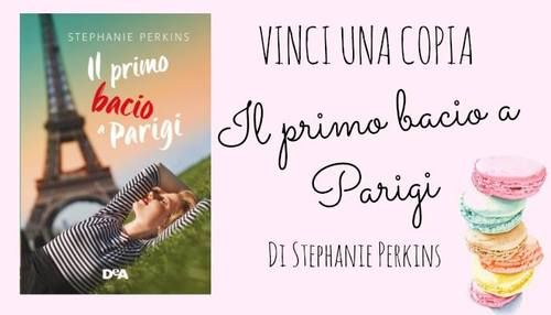 Blog Tour Il Primo Bacio a Parigi #4: I dolci... - Please another book