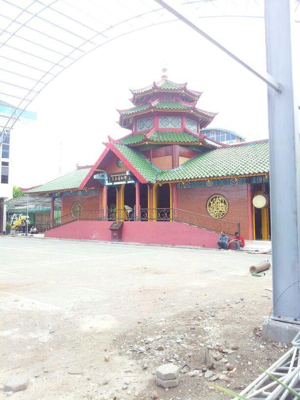 Ceng Ho Mosque Surabaya