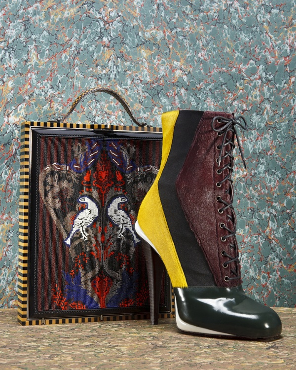 Accessories as art! 10 ways to turn up the style on any outfit. Photos By: Mike Garten