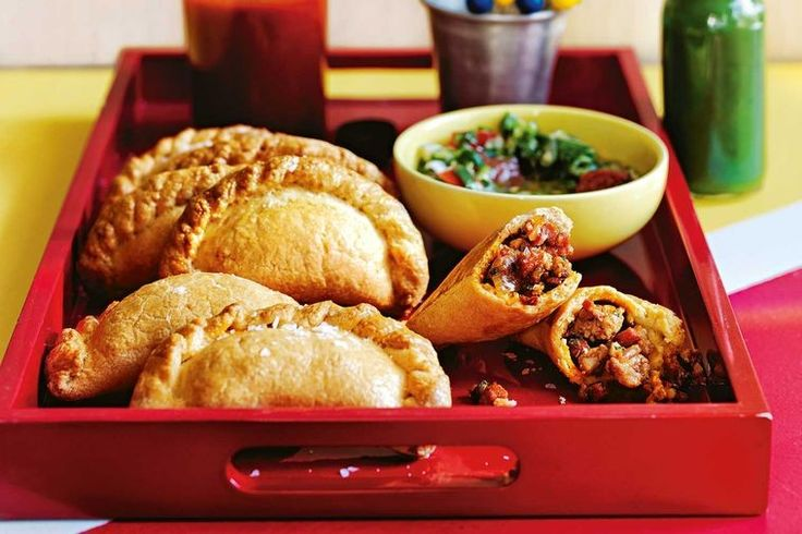 It's the staple you love to hate, but mince is hotter than ever. Try cooking these chicken empanadas as a mid-week meal that the whole family will love.