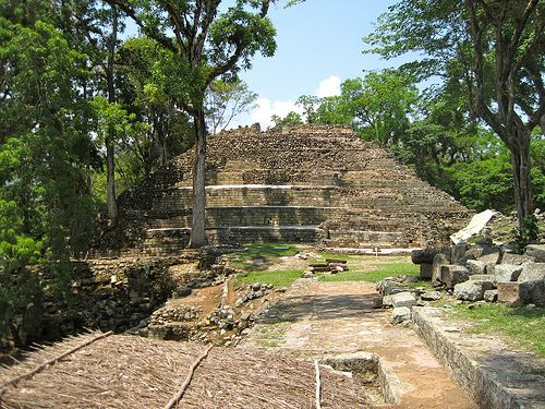 One day.... i love anything mayan....Maya Ruins in Copan Honduras  click on image for more info