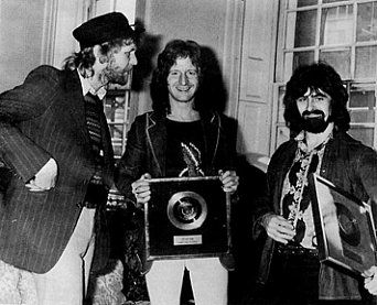 """Harry Nilsson, Pete Ham and Tome Evans (""""Without You"""")"""