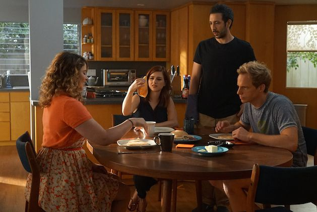 You're the Worst just got the best news. The dark comedy has been picked up for a fourth season, FXX announced Wednesday. Breakfast nachos tots all around!